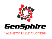 GenSphire logo Medium